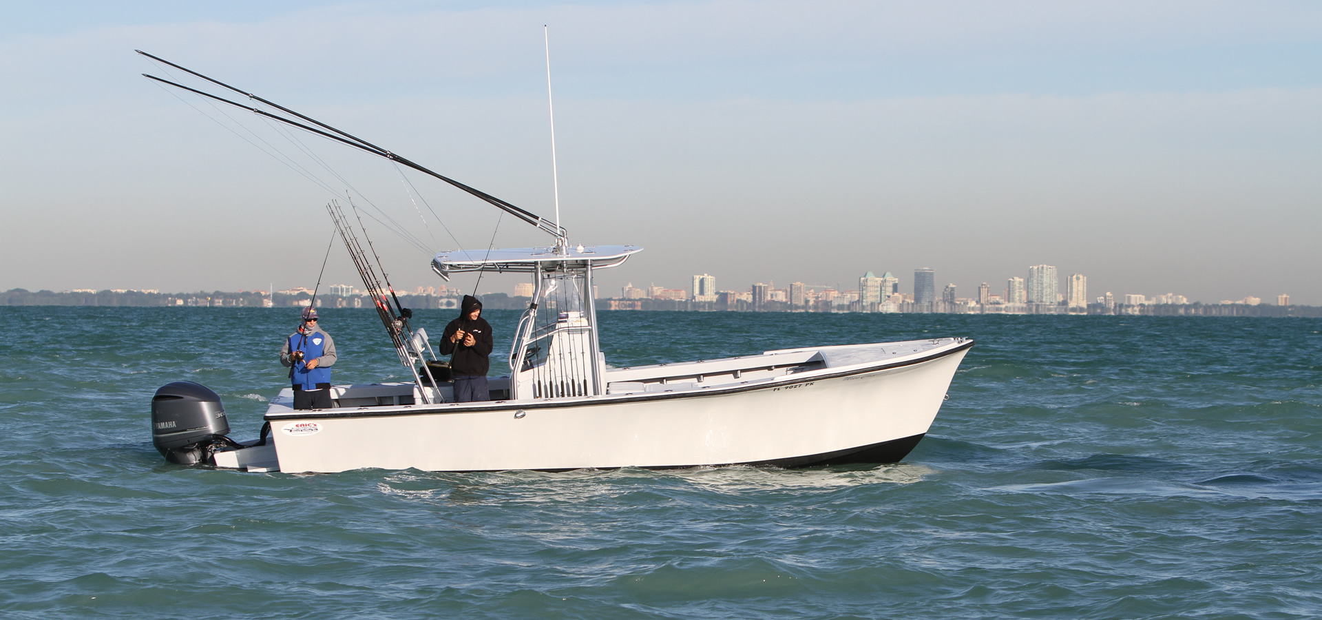 Miss Cheyenne - 26' Boat