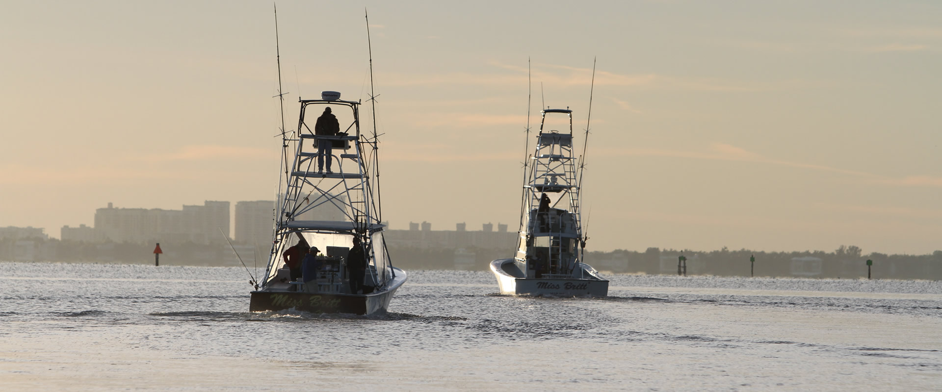 Full Day Fishing Charters