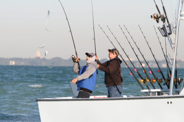 1/2 Day Fishing Charters